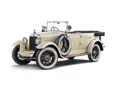 Example - Car 1920